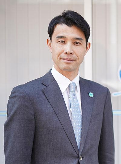 毎日興業株式会社 代表取締役社長 田部井 良