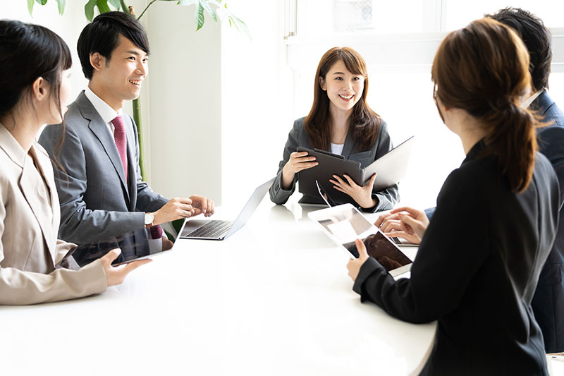 毎日興業 設備管理職座談会