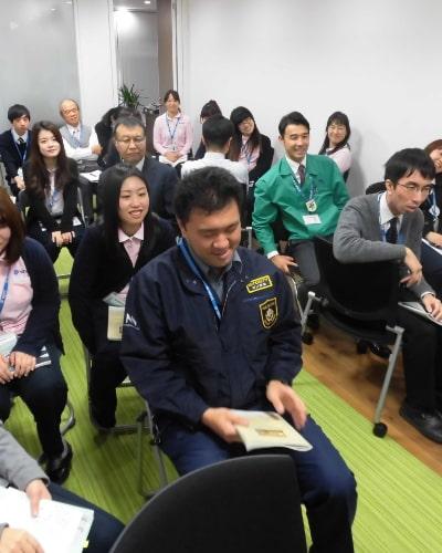 毎日興業の取り組み_人間学を学ぶ勉強会