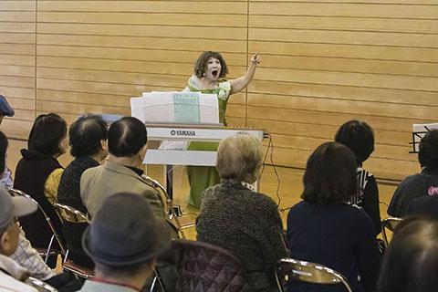 地域イベント_歌声コンサート