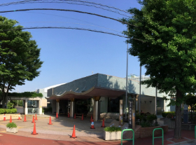 共同事業体運営施設_練馬区香美市石神井体育館