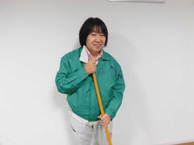 清掃業務_日常清掃