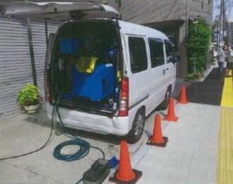 環境衛生管理業務_排水管清掃03