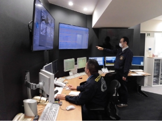 安全管理業務_機械警備03