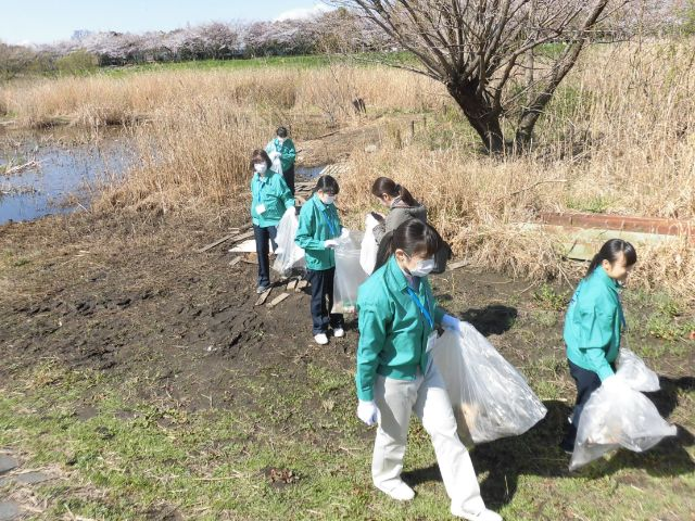 河川環境の維持・保全