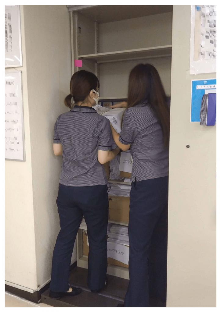 労働衛生週間活動